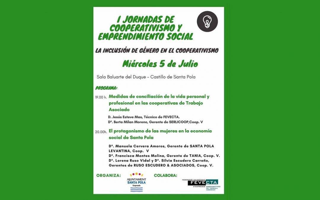 I Jornadas de Cooperativismo y Emprendimiento Social