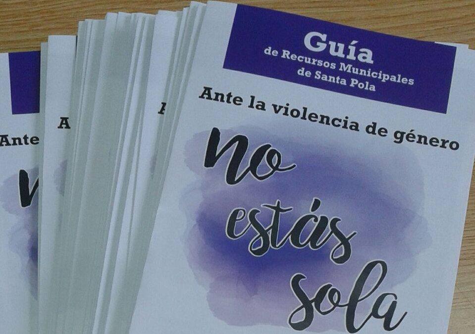 Guía de Recursos Municipales contra la violencia machista