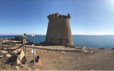 Santa Pola recibe una subvención por parte de Conselleria para restaurar la Torre de Escaletes