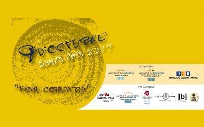 Octubre viene cargado de una completa programación cultural bajo el lema 'Fem comarca'