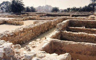 Los institutos conocen de cerca la época romana con visitas a los yacimientos arqueológicos