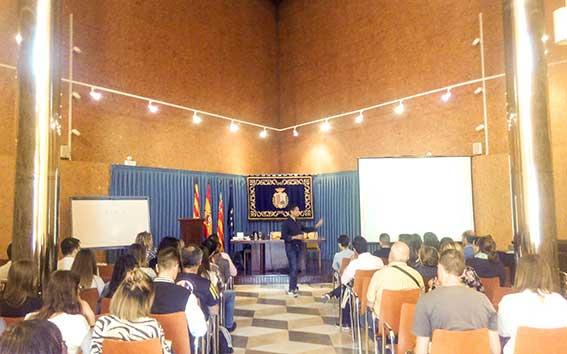 Más de 200 personas participan en las jornadas de networking Cre@Emprendimiento de Santa Pola