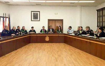 La Junta Local de Seguridad Ciudadana coordina el dispositivo para la Media Maratón 2018