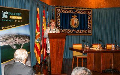 Reunión informativa del proceso de participación ciudadana del Pla Ciutat Santapolavant