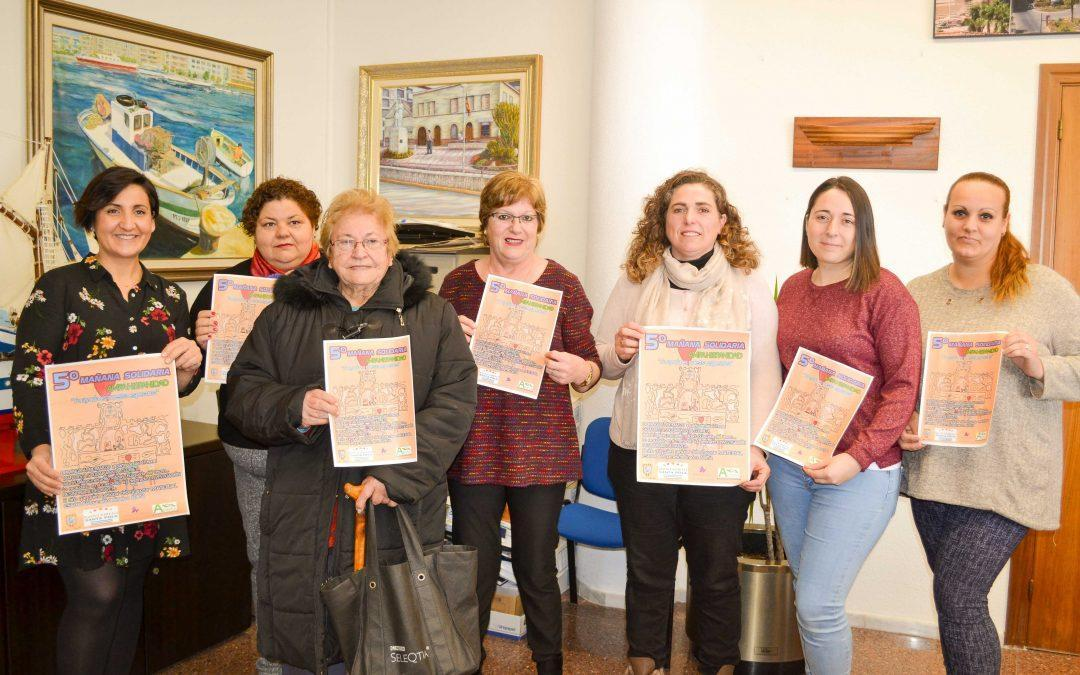 (Castellano) El AMPA del CEIP Hispanidad organiza su V Mañana Solidaria con un mercadillo solidario de juguetes