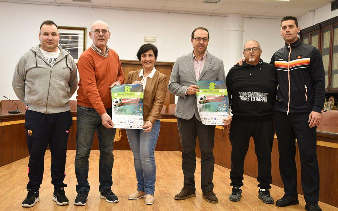 La Peña Barcelonista de Santa Pola presenta la 'Vectalia Cup Cofradía de Pescadores'