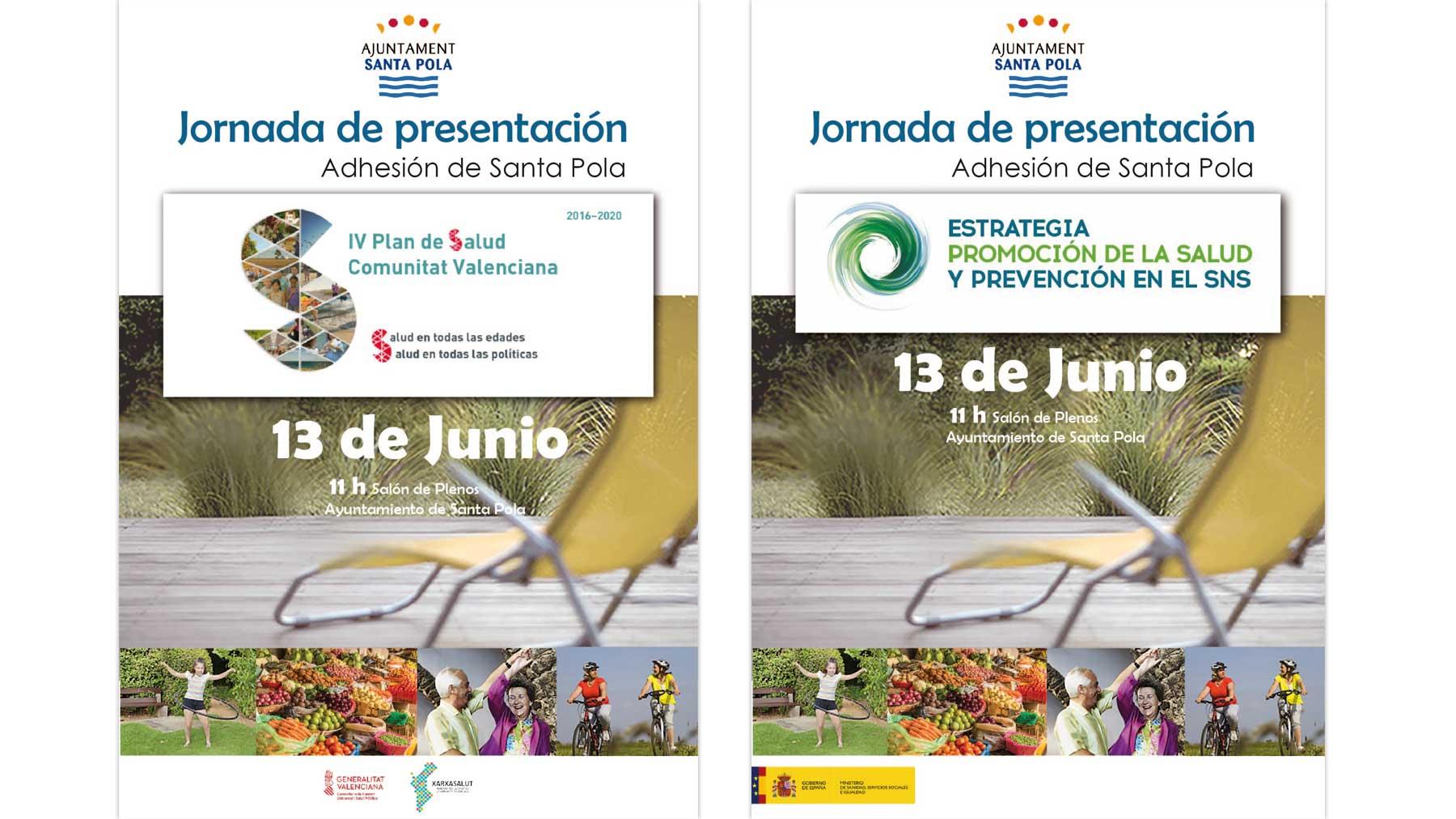 Mañana tendrá lugar la presentación de los procesos de  Adhesión del Ayuntamiento a la Estrategia de Promoción de la Salud y Prevención del MSSSI