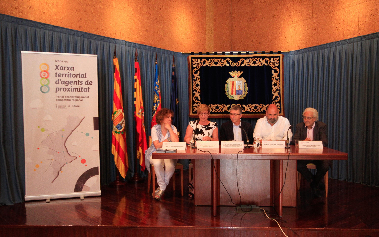 Santa Pola es el municipio escogido para presentar la Red Territorial de Agentes de Proximidad