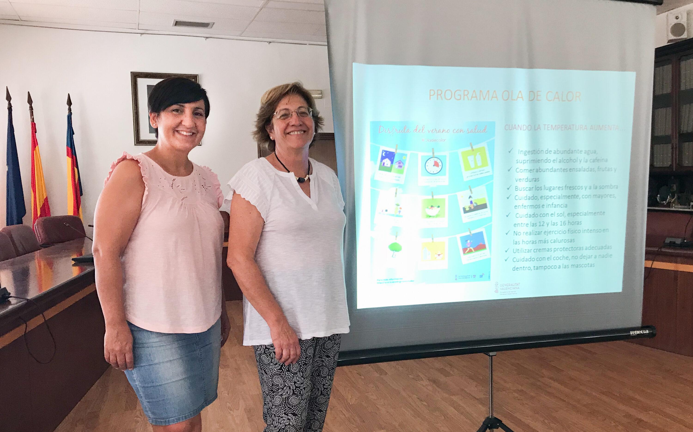 El encuentro celebrado en el Ayuntamiento de Santa Pola nos deja medidas de prevención de la ola de calor y el Mosquito Tigre