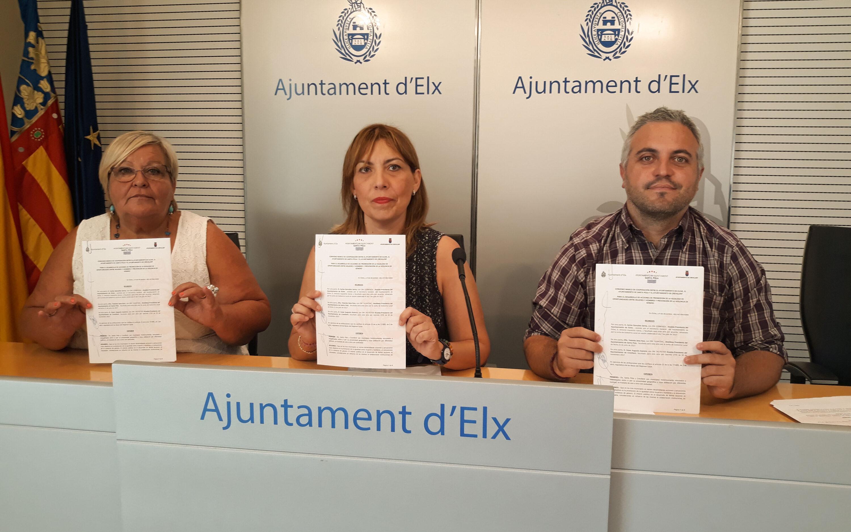 Santa Pola, Elche y Crevillente apuestan por la promoción de igualdad entre mujeres y hombres