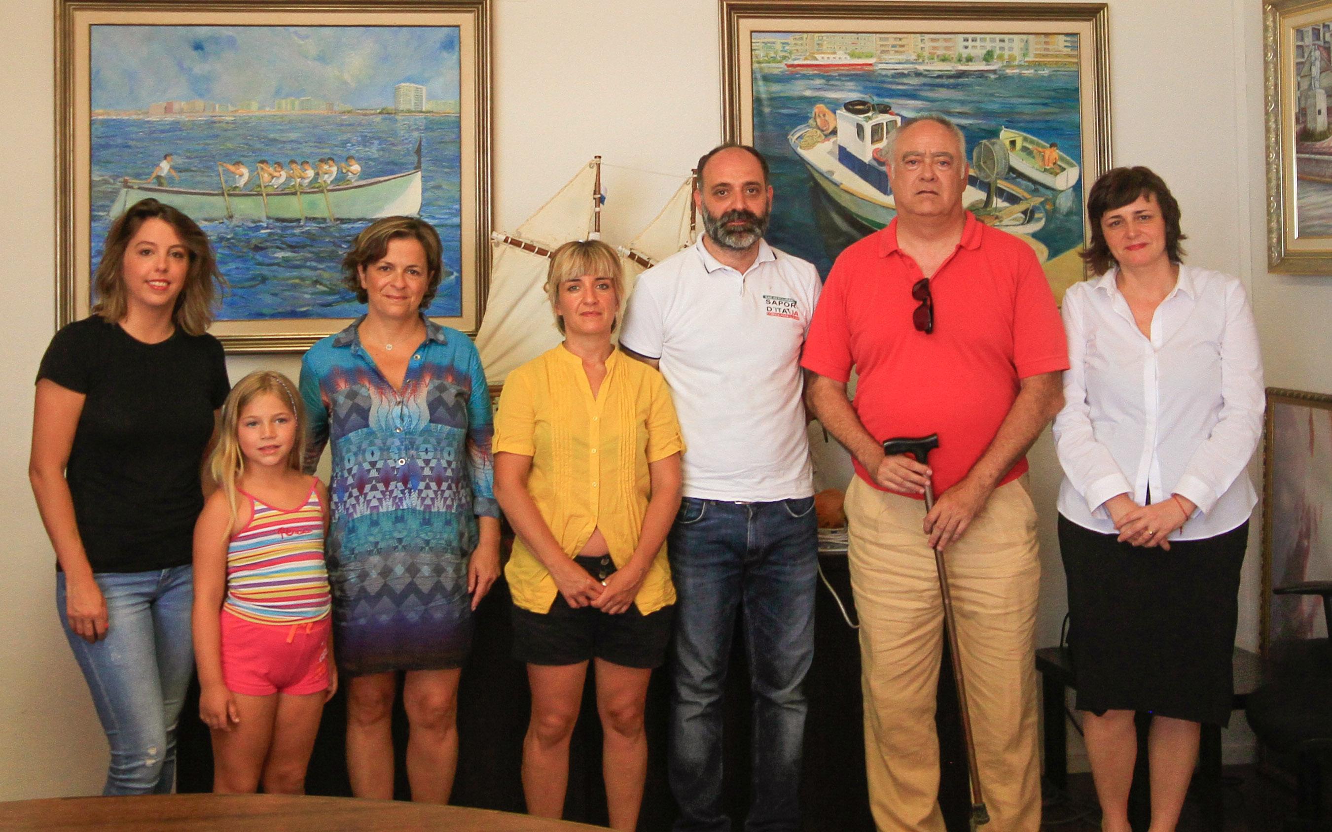 El arte se une con el Mediterráneo para traer a Santa Pola una expsición que nos hará viajar hasta el sur