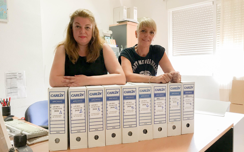 La Oficina de «Habitatge i Mediació» de Santa Pola ha tramitado 126 solicitudes para las ayudas al alquiler