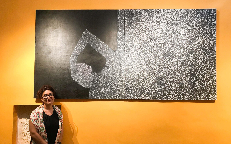 'Gestaciones', el reflejo íntimo y reflexivo de una mujer, madre y artista, llega al Museo del Mar de Santa Pola