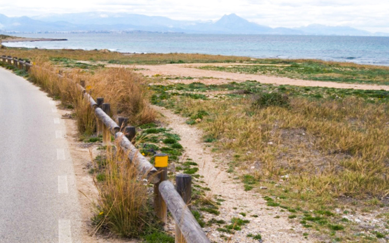 La Concejalía de Sostenibilidad continuarácon el plan de regulación de vehículos del Cabo de Santa Pola