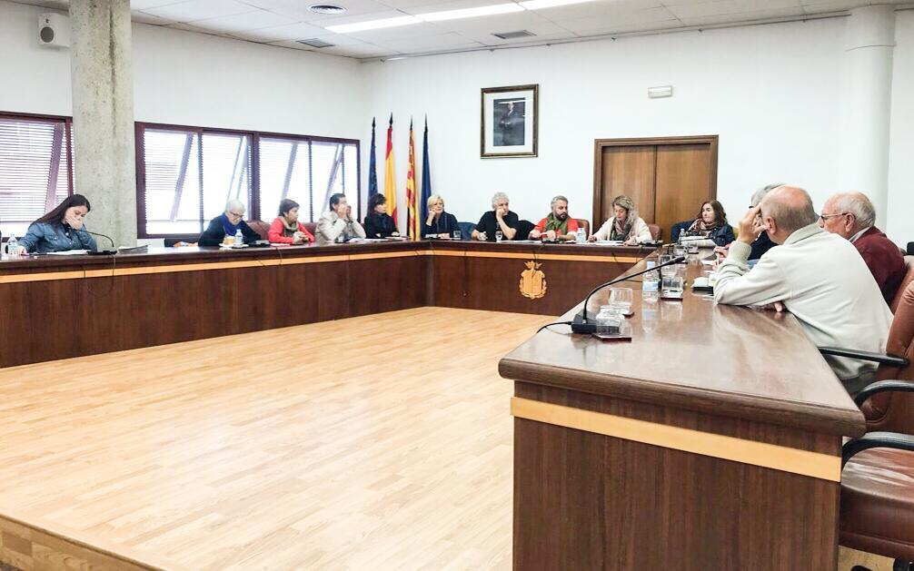 El Consejo Local de Mayores se reúne en una asamblea ordinaria para dar cuenta de las actuaciones realizadas en 2018