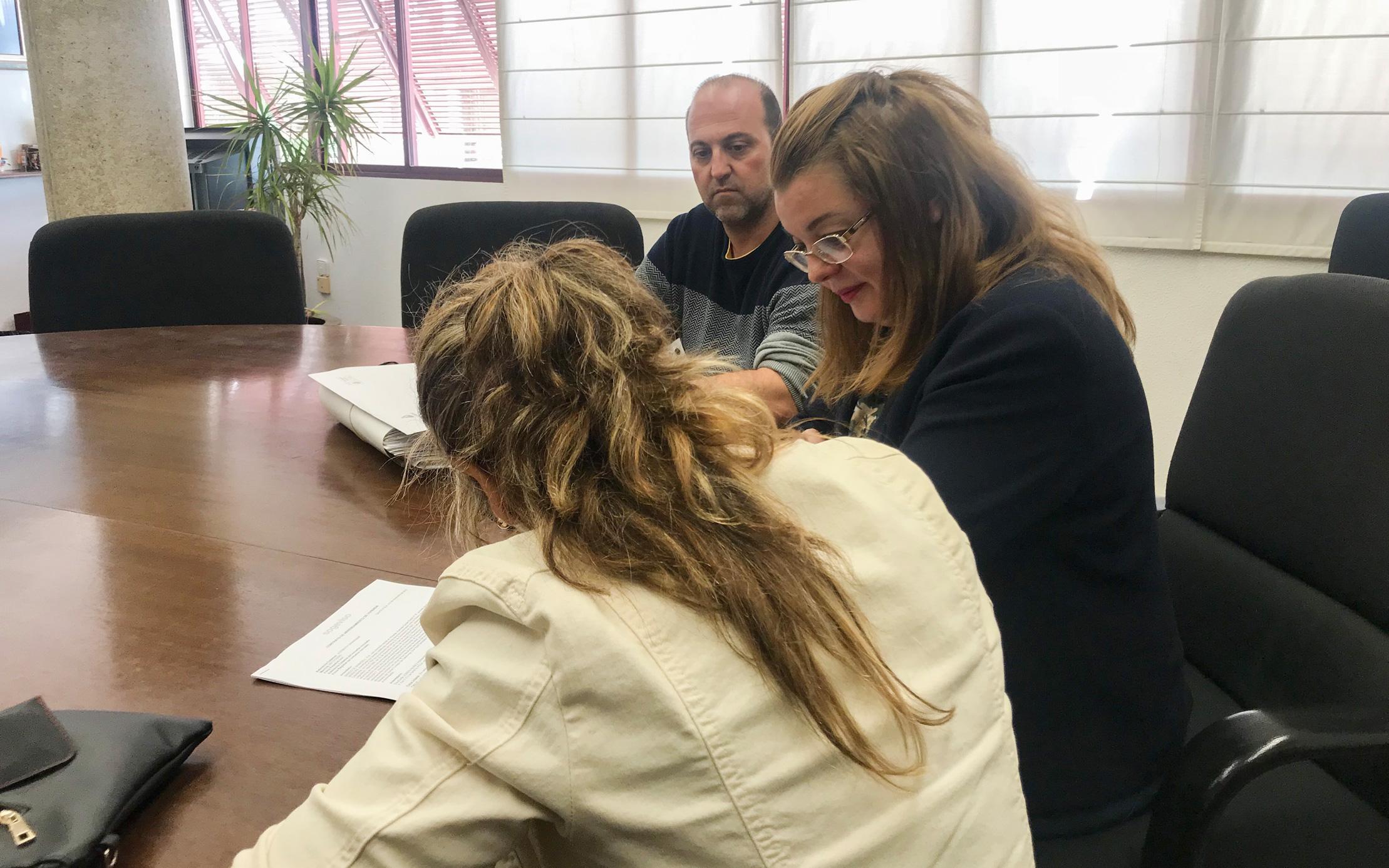 La Oficina de Habitatge y Mediació firma un nuevo alquiler social y paraliza un total de 66 desahucios en Santa Pola