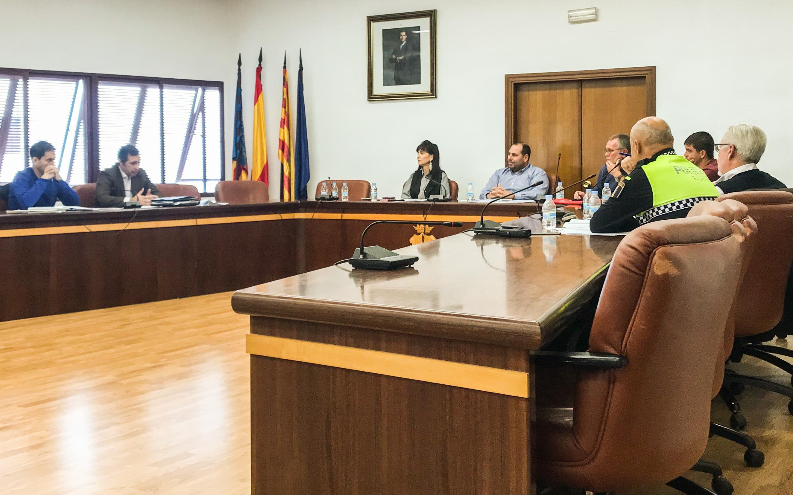 El Ayuntamiento de Santa Pola reduce en un 17% los accidentes laborales con respecto alaño 2017