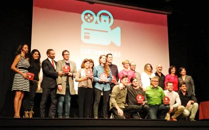 """El VI Certamen Provincial de Cortos de Santa Pola premia a Álvaro García Company por su cortometraje """"Fin"""""""
