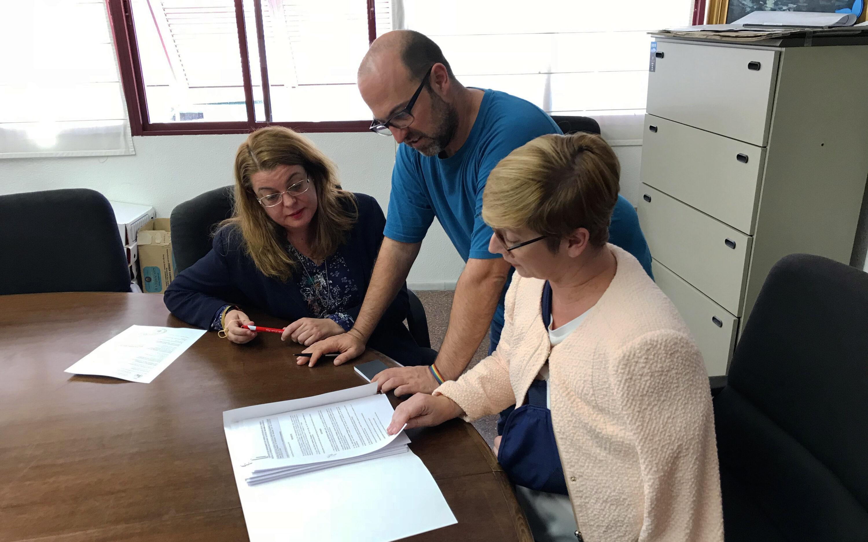 L'Oficina de Habitatge i Mediació de Santa Pola paralitza el primer desnonament de l'any en la nostra localitat