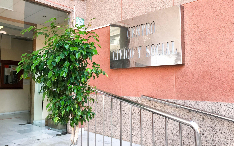 Las oficinas del Centro Cívico de Santa Pola se Trasladan a diversos puntos de la localidad hasta que finalicen las obras de climatización.