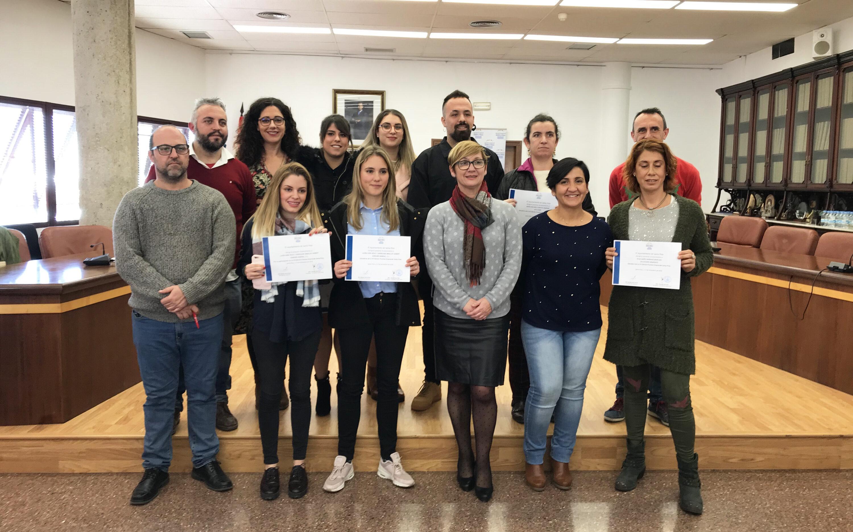 La villa marinera premia a cinco empresas de distintas especialidades en la localidad en sus premios Emprende Santa Pola