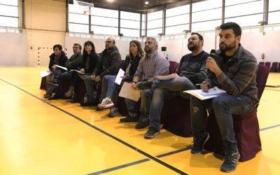 (Castellano) Gran Alacant acogió ayer la primera Asamblea de Consejos Locales celebrada en Santa Pola