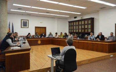 (Castellano) Aprobado por unanimidad el compromiso de ejecución del proyecto de urbanización de viales para el segundo colegio de Gran Alacant