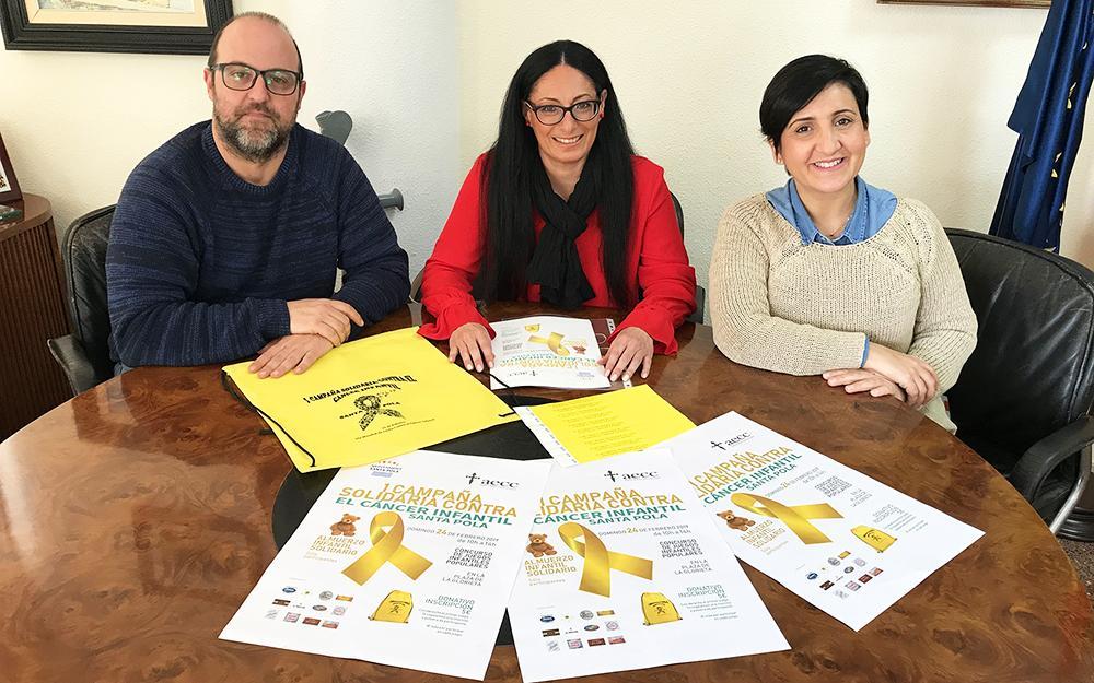 El 24 de febrer arriba la primera Campanya Solidaria Contra el Càncer Infantil repleta de jocs per als més xicotets
