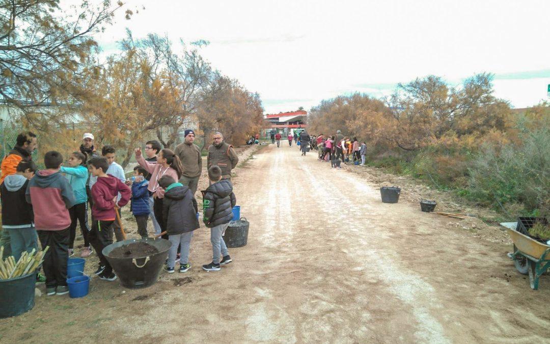 Vuelven las III Jornadas Escolares de Repoblación y Consciencia Ambiental dirigidas al alumnado de primaria