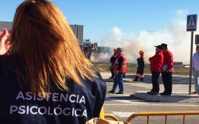 (Castellano) La Policía Local de Santa Pola contará con la colaboración de psicólogos para el simulacro con víctimas por accidente de tráfico