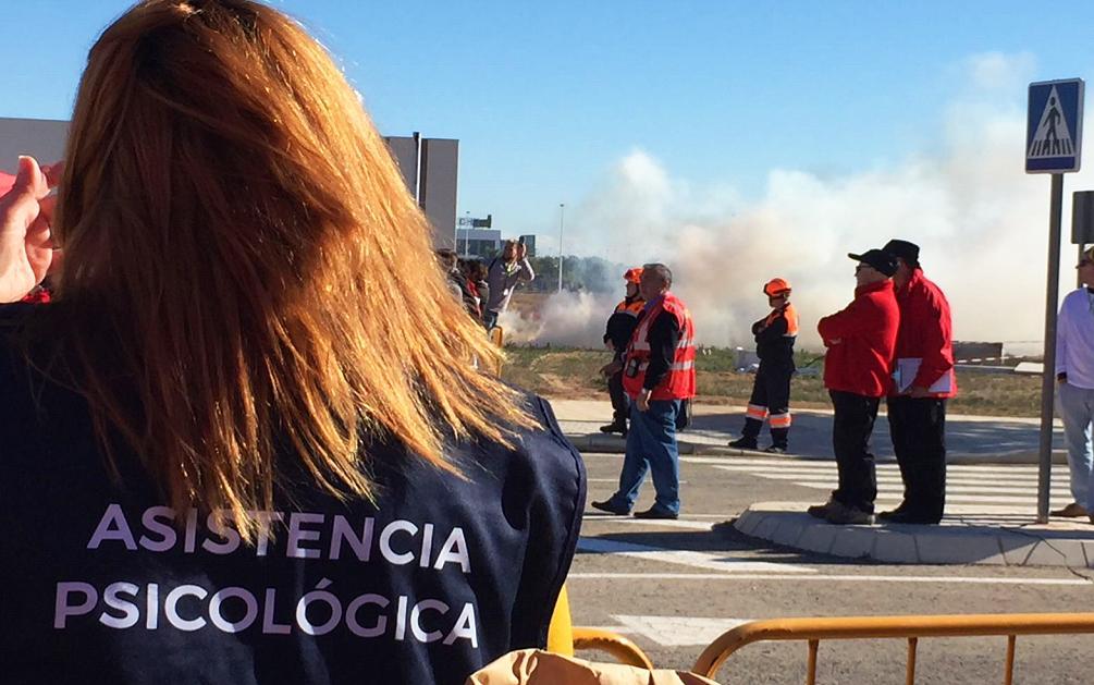 La Policía Local de Santa Pola contará con la colaboración de psicólogos para el simulacro con víctimas por accidente de tráfico