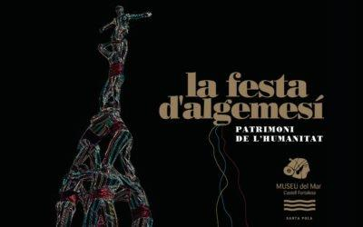(Castellano) La Fiesta de Algemesí se traslada a Santa Pola con una exposición única, del 23 de marzo hasta el 19 de mayo