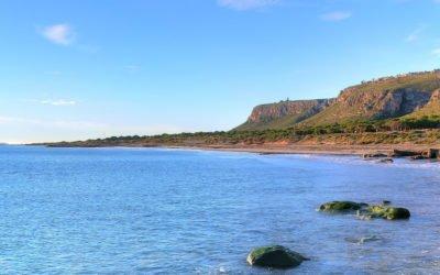 (Castellano) El Consell publica el proyecto de declaración del Paraje Natural Municipal de la Sierra y el Cabo de Santa Pola