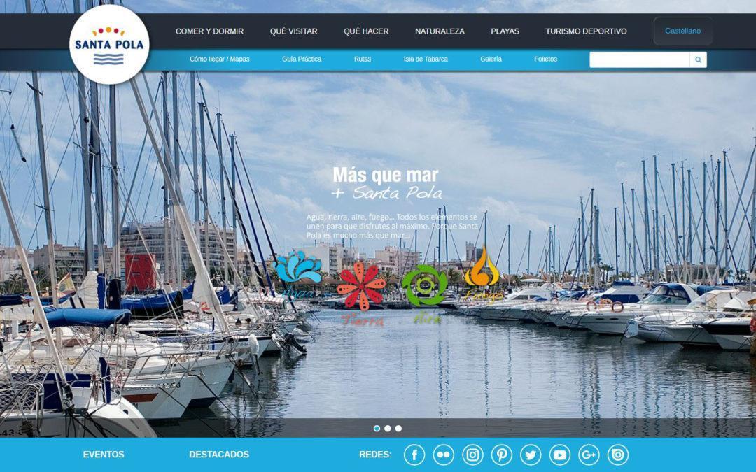 (Castellano) Santa Pola se encuentra entre los mejores destinos turísticos en redes sociales de la Comunidad Valenciana