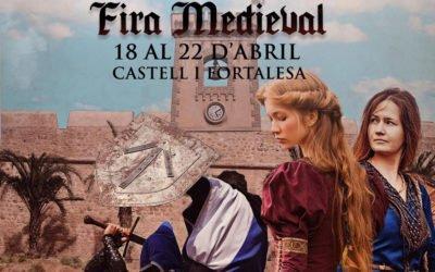 (Castellano) El Castillo-Fortaleza de Santa Pola acoge la Feria Medieval del 18 al 22 de abril