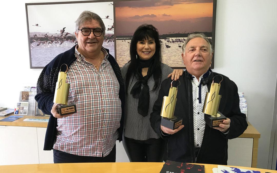 (Castellano) Entrega de premios del Tapeix Santa Pola 2019: Mesón Moniato's y Casa Rico han sido los ganadores