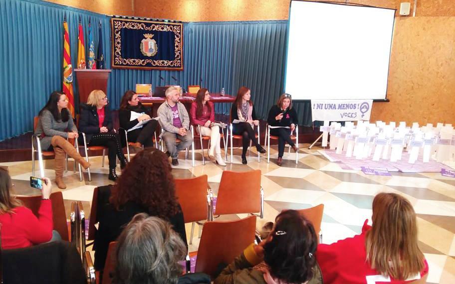 (Castellano) El Ayuntamiento de Santa Pola pone en marcha un programa de formación e intervención contra la violencia de género