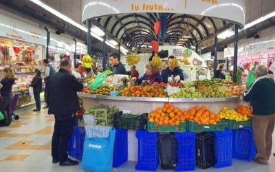(Castellano) Comercio y Sostenibilidad inician una campaña para reducir el uso de las bolsas de plástico en los mercadillos