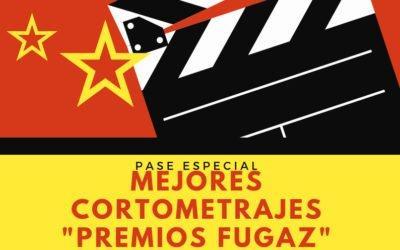 Los trabajos más destacados de los Premios Fugaz al Cortometraje español llegan a Santa Pola el 10 de mayo