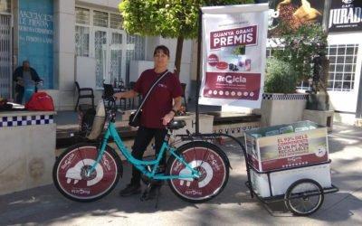 La campaña «Recicla tus aparatos» vuelve, un año más, a Santa Pola este lunes 15 de abril