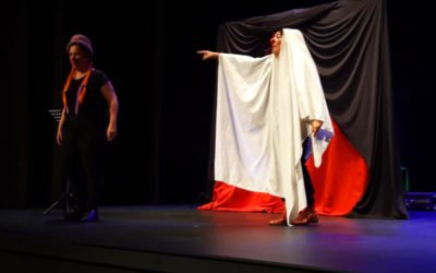 El alumnado de los colegios de Santa Pola aprende hábitos saludables a través de representaciones teatrales