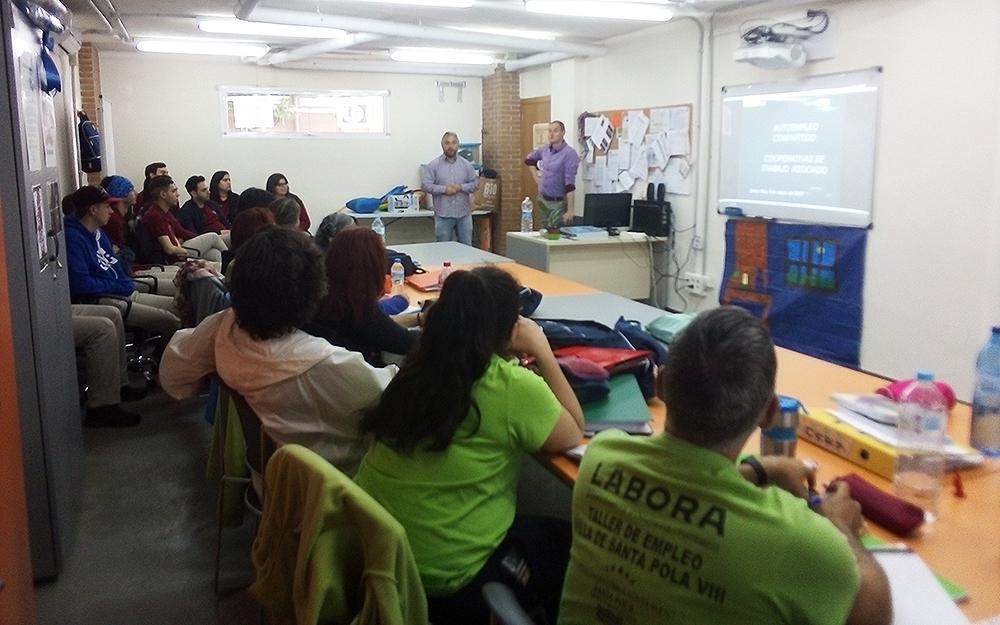 El Ayuntamiento de Santa Pola organiza una jornada de emprendemiento cooperativo para fomentar la creación de empresas de economía social