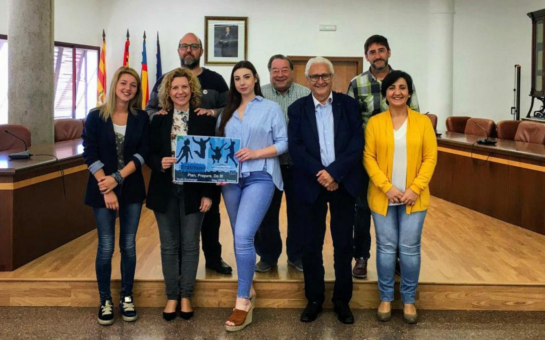 Cuatro personas de Santa Pola participan en un nuevo intercambio juvenil a través del programa Erasmus+