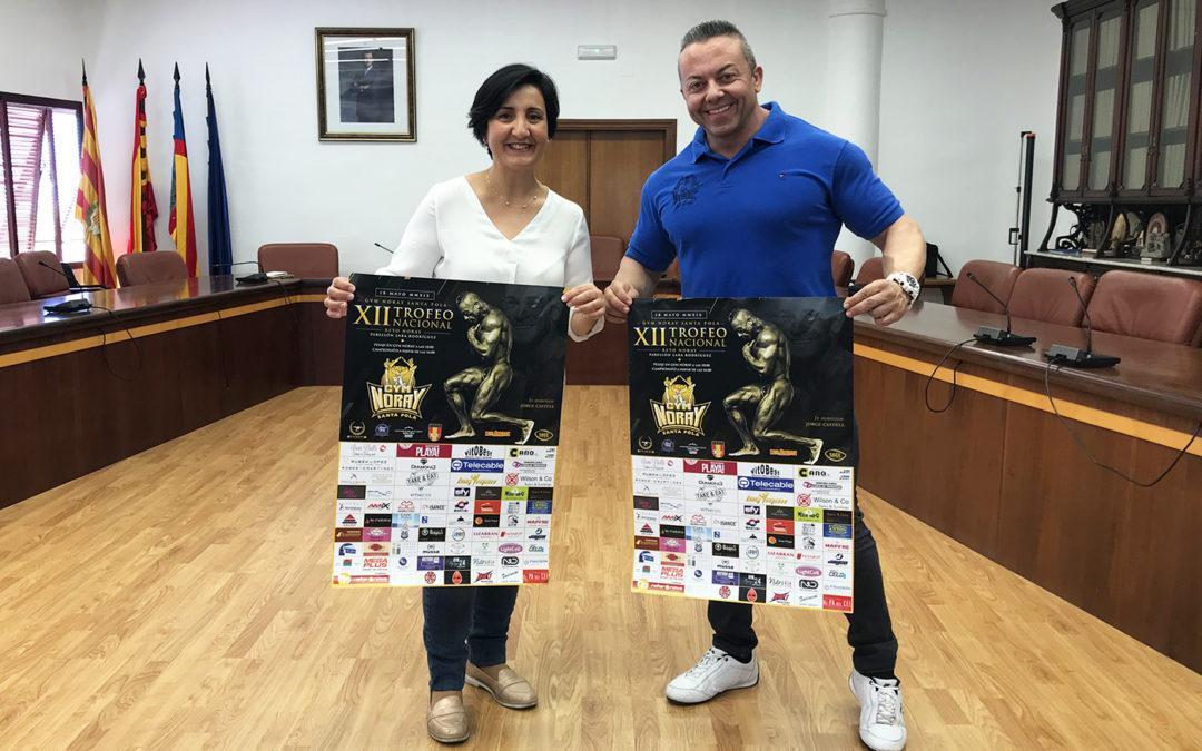 El 18 de maig arriba el XII Trofeu Nacional Gym Noray, que acollirà a més de 100 participants