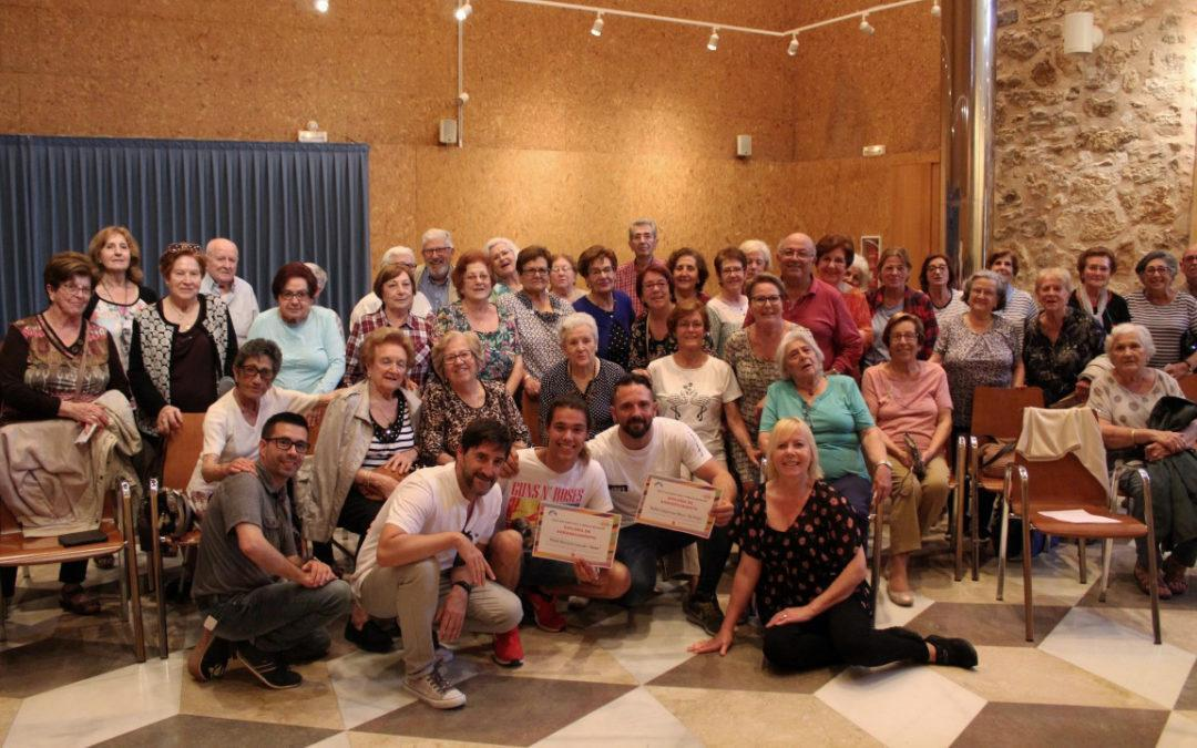 """(Castellano) """"El rap de la memoria"""", un proyecto intergeneracional que acerca a mayores y a jóvenes de Santa Pola"""