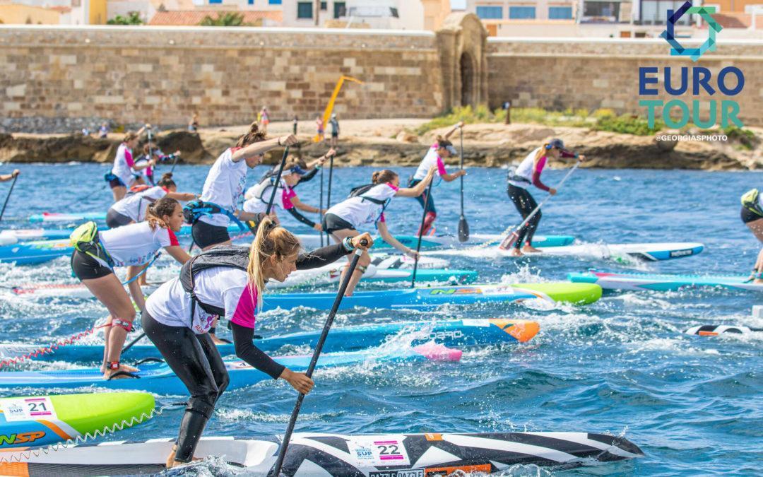 (Castellano) El World SUP Festival Costa Blanca celebrado en Santa Pola se consolida como uno de los eventos más importantes del SUP