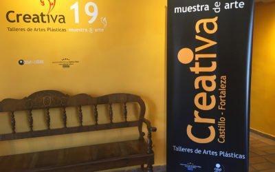 'Creativa 19' llega al Museo del Mar con una exposición de más de 100 obras y 116 participantes