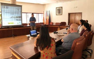 El Instituto de Ecología Litoral presenta los resultados de la Monitorización de la Erosión Costera en Santa Pola