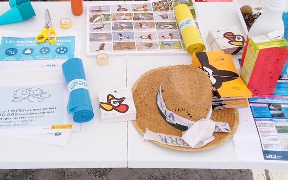 (Castellano) Santa Pola celebra la Semana del Mediterráneo con una Jornada sobre concienciación y retirada de plásticos