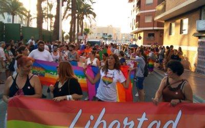 El 29 de juny Santa Pola es vist de color i diversitat per a celebrar el Dia Internacional de l'Orgull LGTBIQ